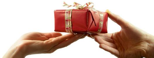 انواع مناسبت هدیه دادن