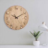 انواع ساعت دیواری چوبی