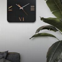 ساعت دیواری جدید مدل black art