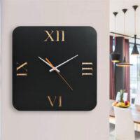 قیمت ساعت دیواری مدل black art