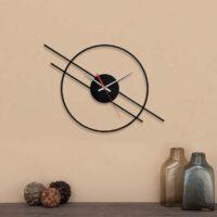قیمت ساعت دیواری چوبی