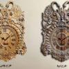 انواع ساعت در طرحهای جدید