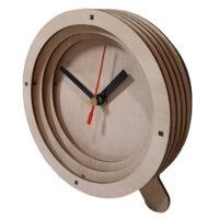 ساعت رومیزی طرح کلاسیک ساده کد M-001