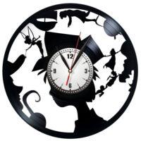 ساعت دیواری طرح peter-pan