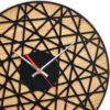 ساعت چوبی مدل جدید