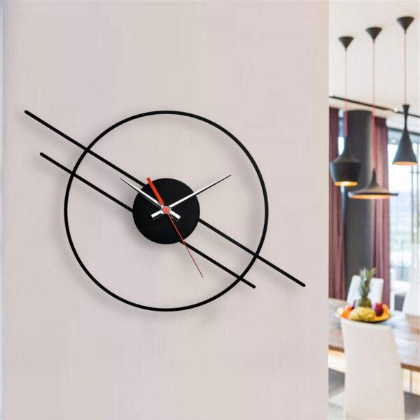 خرید ساعت دیواری طرح مدرن