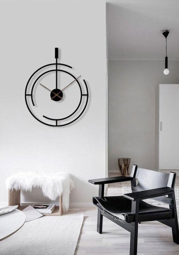 ساعت دیواری با طرح مدرن مینیمالیستی 2021
