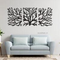 تابلو استیکر شاخه سار