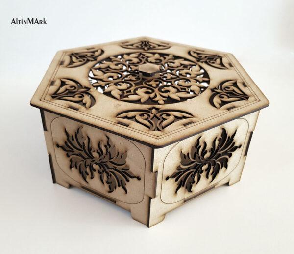 باکس چوبی