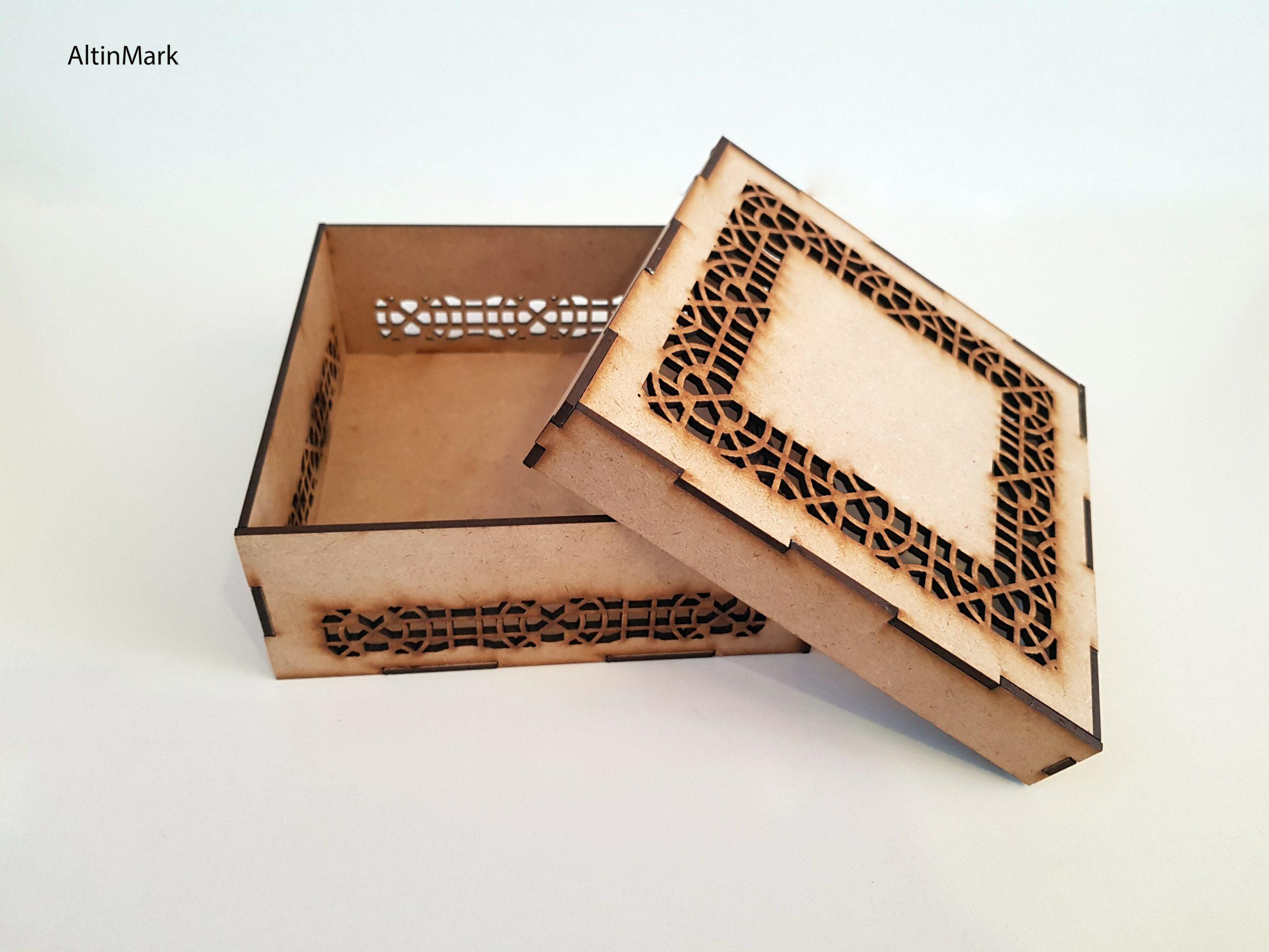 جعبه هدیه ساده